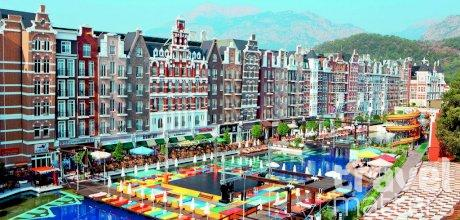 Oferte hotel Orange County Resort Kemer