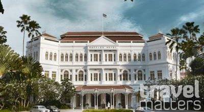 Oferte hotel Raffles Singapore
