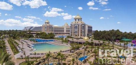 Oferte hotel Delphin BE Grand Resort (ex Botanik Exclusive Resort Lara)