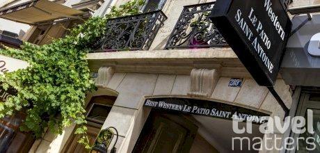 Oferte hotel  Best Western Le Patio Saint Antoine