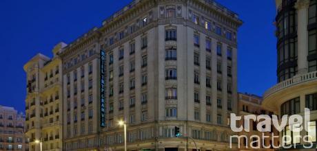 Oferte hotel Tryp Madrid Gran Via