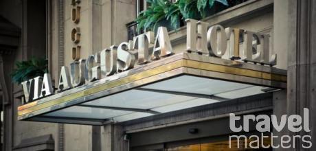 Oferte hotel Via Augusta