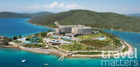 Oferte hotel La Blanche Island Bodrum (ex Amara Island Elite Bodrum)