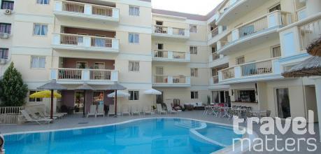 Oferte hotel Smartline Mama Lemon (ex Michalis Apartments)