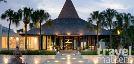 Oferte hotel The Royal Santrian Luxury Beach Villas