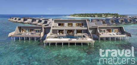 Oferte hotel The St. Regis Maldives Vommuli Resort