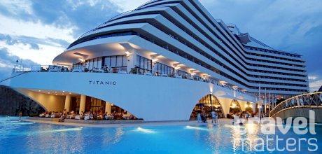 Oferte hotel Titanic  Beach & Resort