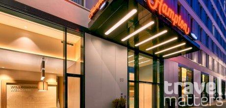 Oferte hotel Hampton by Hilton Berlin City Centre Alexanderplatz