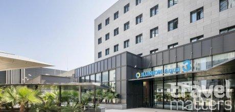 Oferte hotel  Ilunion Aqua 3