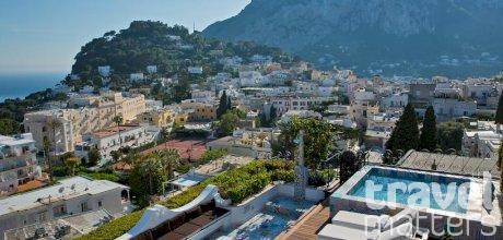 Oferte hotel Capri Tiberio Palace
