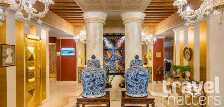 Oferte hotel Villa e Palazzo Aminta