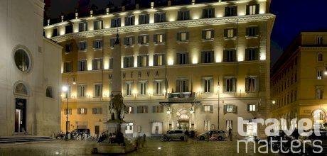 Oferte hotel Grand Hotel de la Minerve