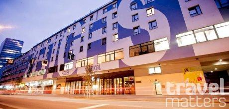 Oferte hotel Zeitgeist Vienna Hauptbahnhof