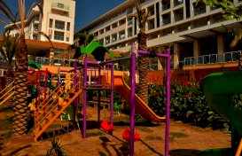 oferta last minute la hotel Hedef Resort & Spa