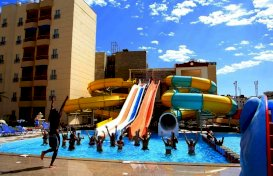 oferta last minute la hotel King Tut Aqua Park Beach Resort