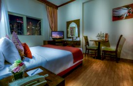 oferta last minute la hotel First Central Suites