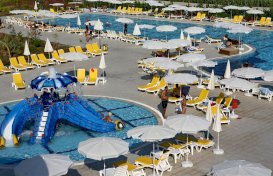 oferta last minute la hotel Hedef Beach Resort & Spa